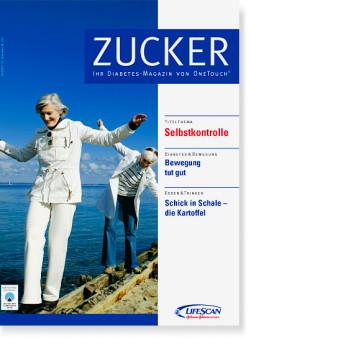 LifeScan | Kundenzeitschrift Zucker
